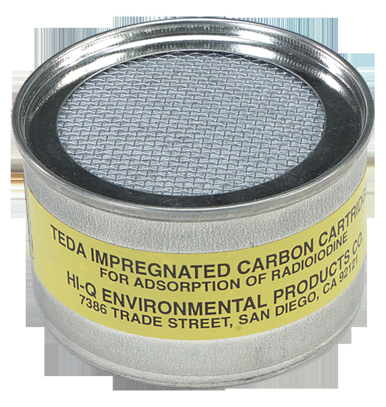 TEDA Impregnated Carbon Cartridges - HI-Q Environmental Products